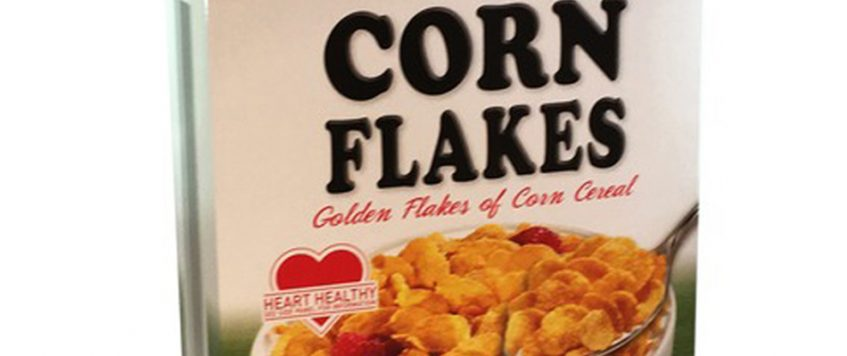 Regular Corn Flakes 17 OZ